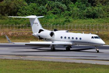 VP-BTB - Private Gulfstream Aerospace G-IV,  G-IV-SP, G-IV-X, G300, G350, G400, G450