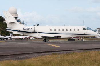 N929GA - Private Israel IAI 1126 Gulfstream G200 Galaxy