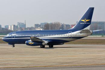 N413JG - Weststar Aviation Services Boeing 737-200