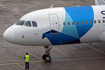 CS-TKK - SATA International Airbus A320
