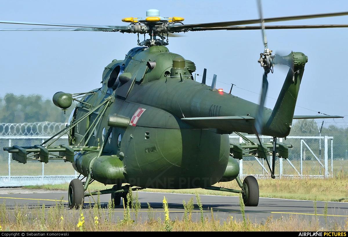 Poland - Army 6111 aircraft at Łódź - Lublinek