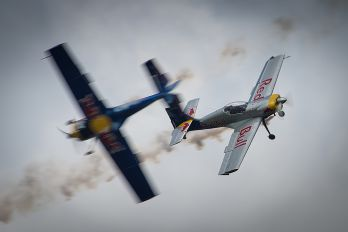 OK-XRB - The Flying Bulls : Aerobatics Team Zlín Aircraft Z-50 L, LX, M series