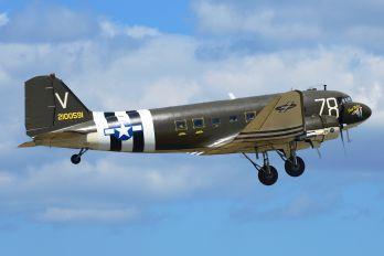 N3239T - Private Douglas C-47A Skytrain