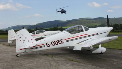 G-ODEE - Private Vans RV-6
