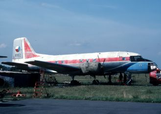 6102 - Czechoslovak - Air Force Ilyushin Il-14 (all models)