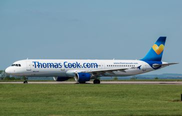 G-DHJH - Thomas Cook Airbus A321