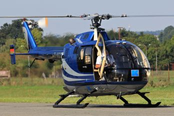 D-HGSR - Private Messerschmitt Bo 105
