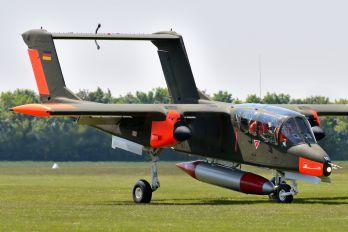 G-ONAA - Bronco Demo Team North American OV-10 Bronco