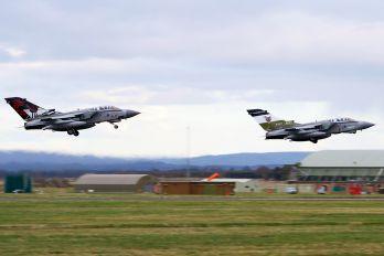 ZA412 - Royal Air Force Panavia Tornado GR.4 / 4A