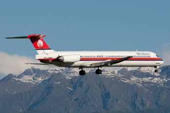 I-SMEN - Meridiana McDonnell Douglas MD-82