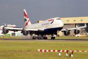 G-BNLO - British Airways Boeing 747-400 aircraft