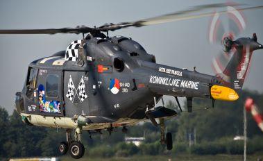 283 - Netherlands - Navy Westland Lynx SH-14D