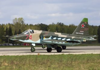 74 - Russia - Air Force Sukhoi Su-25SM