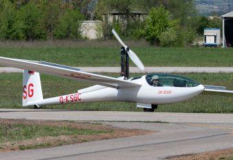 D-KSGC - Private DG Flugzeugbau DG-808
