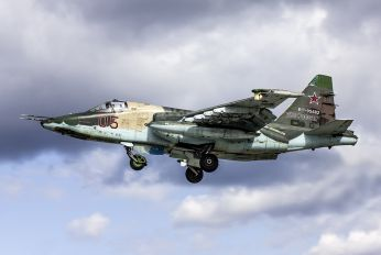 05 - Russia - Air Force Sukhoi Su-25SM