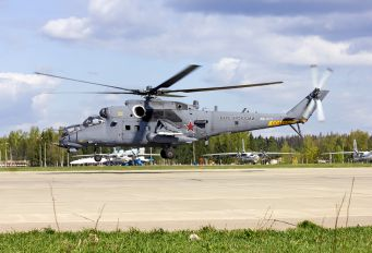 32 - Russia - Air Force Mil Mi-35