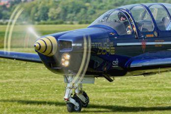 """F-SEYD - France - Air Force """"Cartouche Doré"""" Socata TB30 Epsilon"""