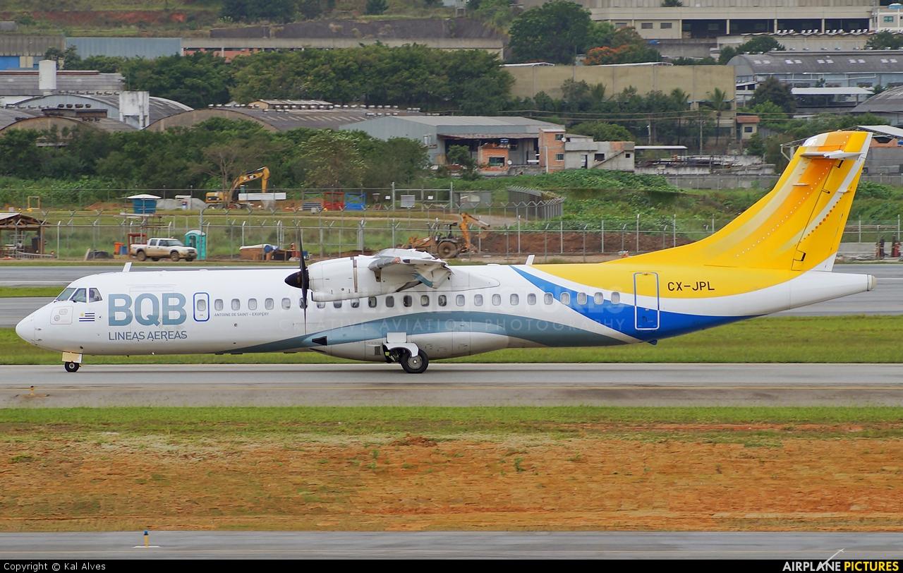 BQB Lineas Aereas CX-JPL aircraft at São Paulo - Guarulhos