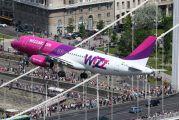 HA-LYA - Wizz Air Airbus A320 aircraft