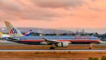 N688AA - American Airlines Boeing 757-200WL aircraft