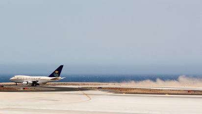 HZ-AIF - Saudi Arabia - Royal Flight Boeing 747SP