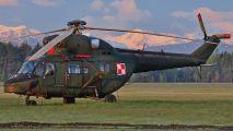 0605 - Poland - Army PZL W-3 Sokół aircraft