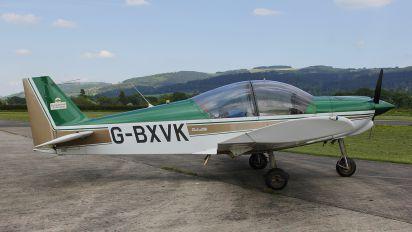 G-BXVK - Private Robin HR.200 series