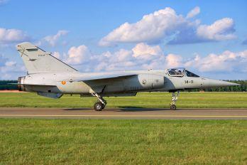 C14-17 - Spain - Air Force Dassault Mirage F1BM