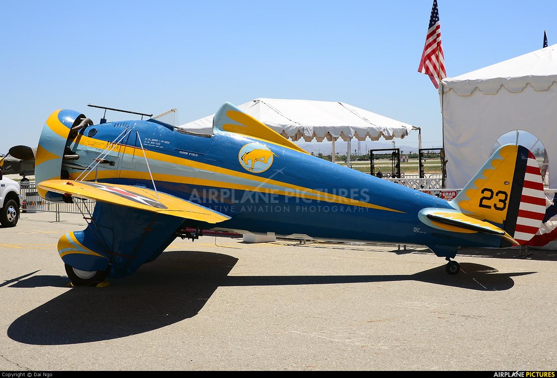 Private NX3378G aircraft at Chino