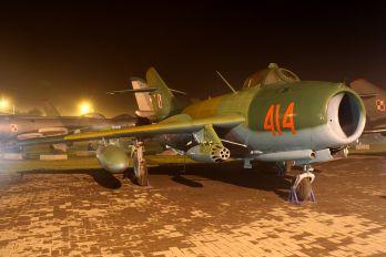 414 - Poland - Air Force PZL Lim-6bis