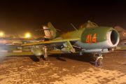 414 - Poland - Air Force PZL Lim-6bis aircraft