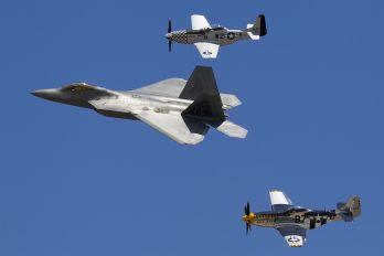 09-4185 - USA - Air Force Lockheed Martin F-22A Raptor