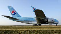 HL7614 - Korean Air Airbus A380 aircraft
