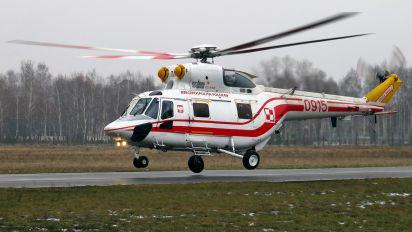 0915 - Poland - Air Force PZL W-3 Sokół