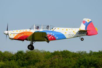 F-GGAD - Yankee Delta Zlín Aircraft Z-526F