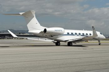 N650PR - Private Gulfstream Aerospace G650, G650ER