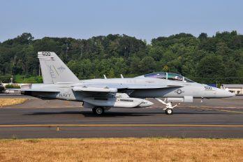 166945 - USA - Navy Boeing EA-18G Growler