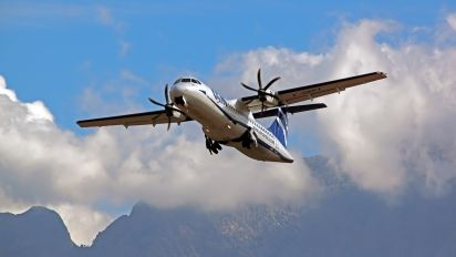 F-GRPX - CCM Airlines ATR 72 (all models)