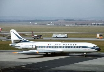 F-BJTP - Air France Sud Aviation SE-210 Caravelle