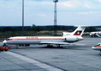 LZ-BTI - Balkan Tupolev Tu-154M