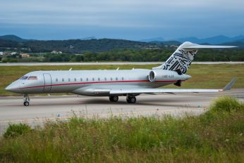 OE-LGX - Vistajet Bombardier BD-700 Global Express