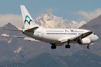 F-HCOA - Air Mediterranee Boeing 737-500
