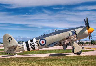 NX15S - Private Hawker Sea Fury FB.11