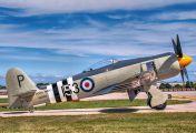 NX15S - Private Hawker Sea Fury FB.11 aircraft