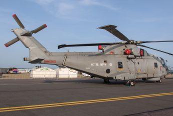 ZH839 - Royal Navy Agusta Westland AW101 111 Merlin HM.1