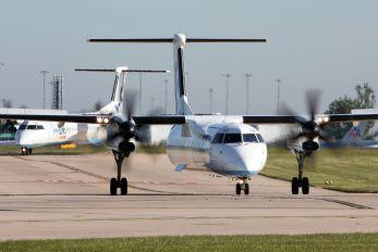 G-JECZ - Flybe de Havilland Canada DHC-8-400Q / Bombardier Q400