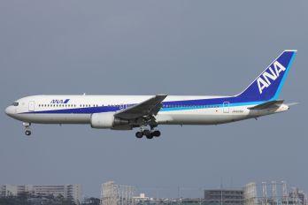 JA8290 - ANA - All Nippon Airways Boeing 767-300