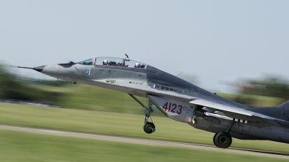 4123 - Poland - Air Force Mikoyan-Gurevich MiG-29GT