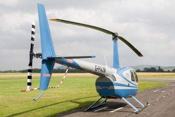 G-FAJM - Kingsfield Helicopters Robinson R44 Astro / Raven