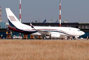 P4-MAK - VipJet Boeing 737-700 BBJ
